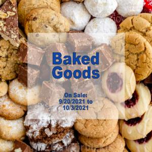 2021 Baked Goods