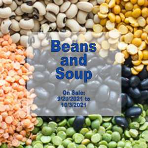 2021 Beans and Soup