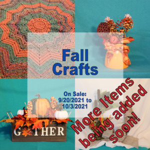 2021 Fall Crafts