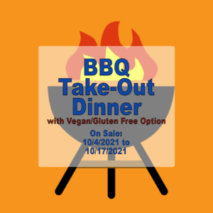 2021 BBQ Take-Out Dinner